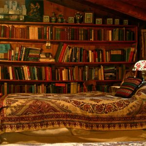Log Country Inn B&B of Ithaca - The Persian Room