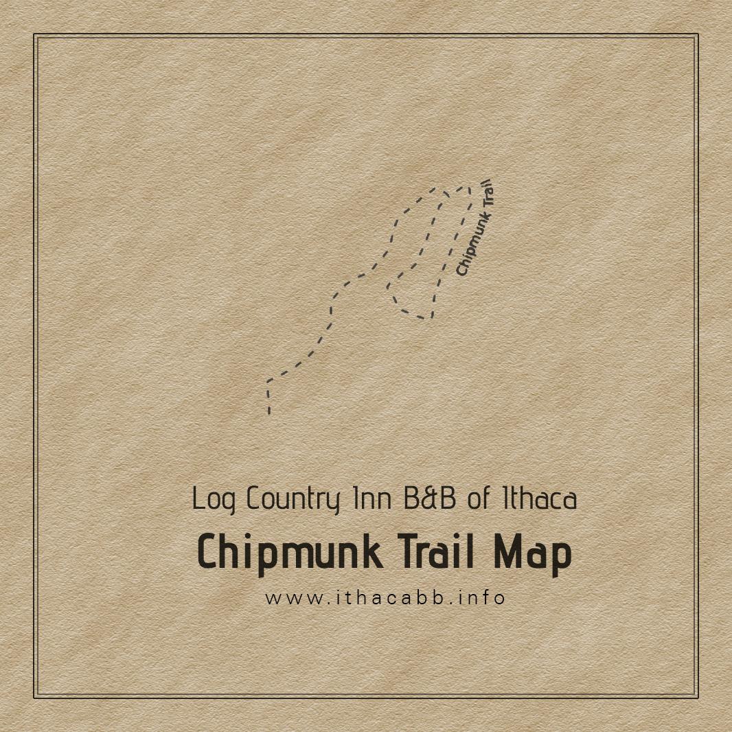 Log Country Inn B&B of Ithaca - Chipmunk Trail